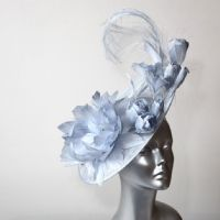 Stunning Mother of the Bride Hatinator in Blue Jeans 14801/SD753